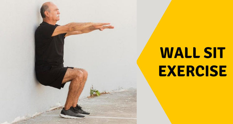 wall sit, exercise, core workout,