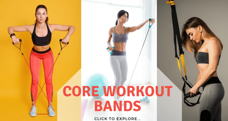 Workout, core, exercise, hip band, fitness,