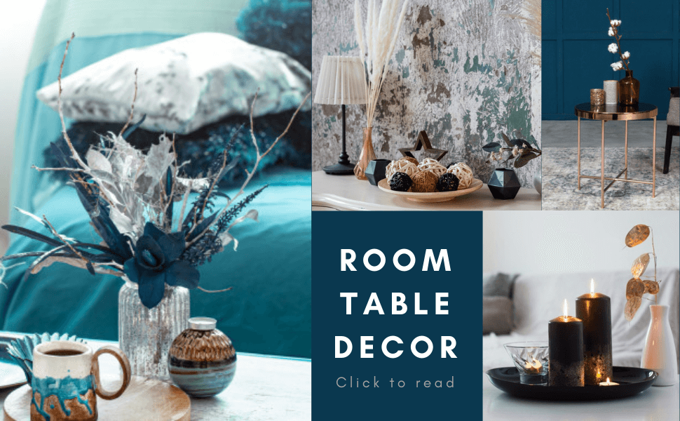 Room Table Decorations